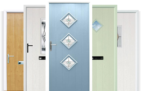 Composite Timber Doors Flint Cottage Collection